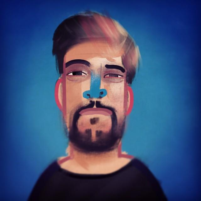 Nick Seymore by bubblegumrobot