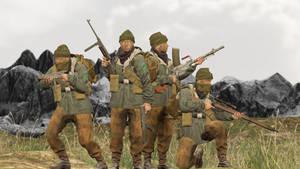 Kaiserreich Argentina: The William Brown Battalion