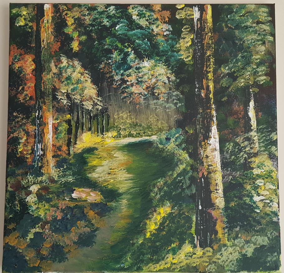 Forest in Heldor by EnlilNinlil