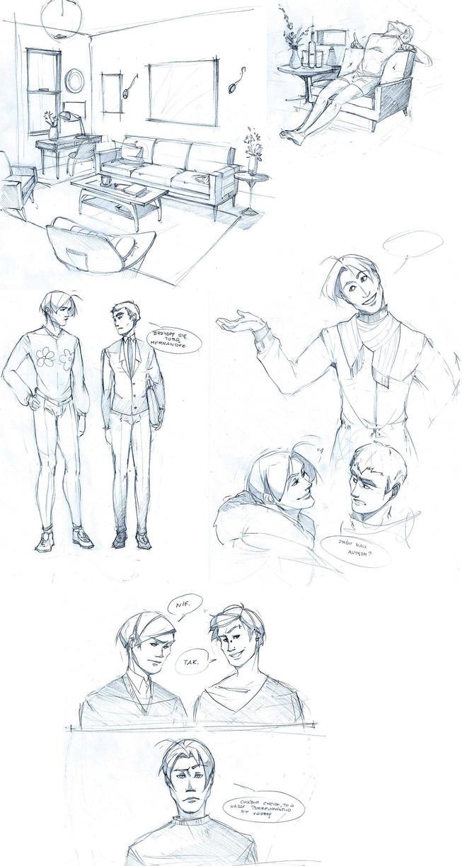 Sketchdump by svenoe