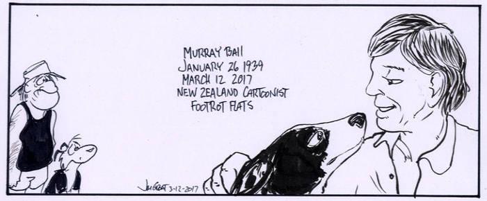 RIP Murray Ball