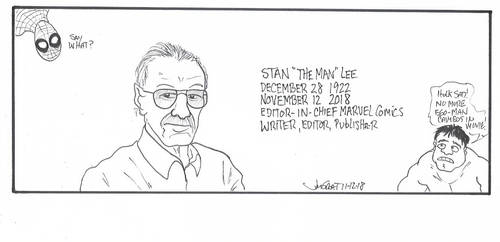 RIP Stan Lee by RABBI-TOM