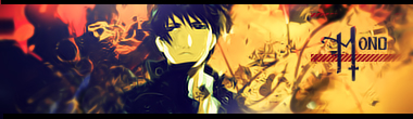 Firma Roy Mustang - Mustang sig by XxGalgoxX