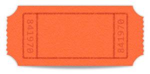 Adobe Fireworks - Ticket by KimMaida
