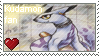 Kudamon Stamp by DevilsDump