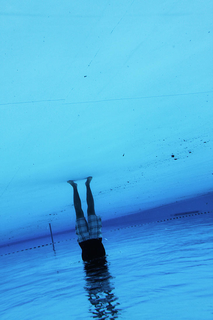 upsidedown-mind by Fab1Fotodes1gn