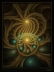 Gaussian Gold