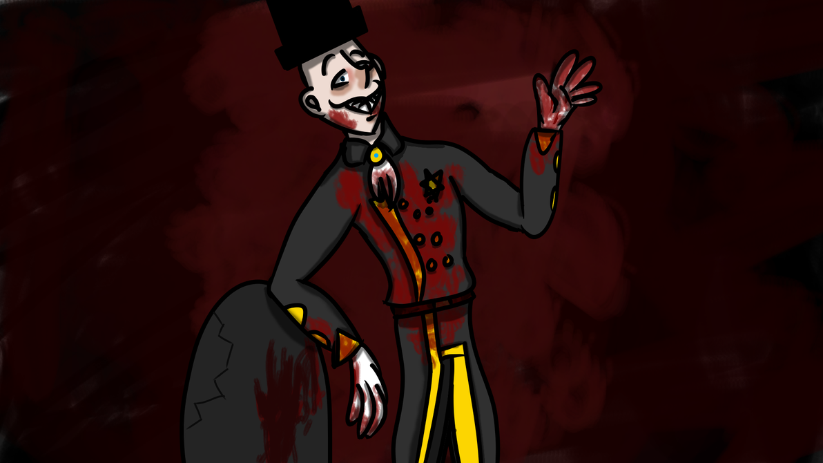 Mister Mortem by JessDrawsBadly