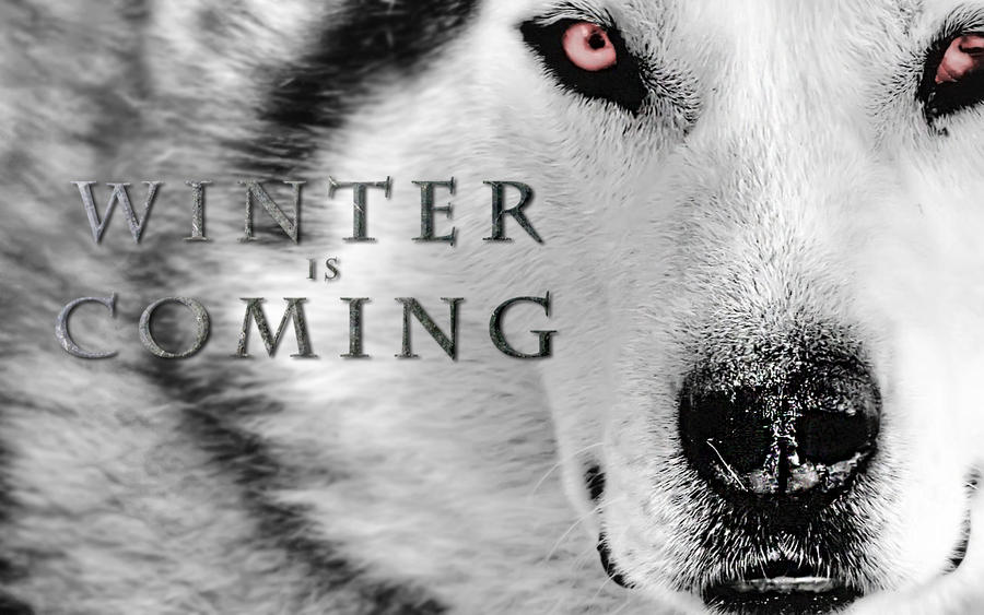 Winter Is Coming By Figure Of L On DeviantArt