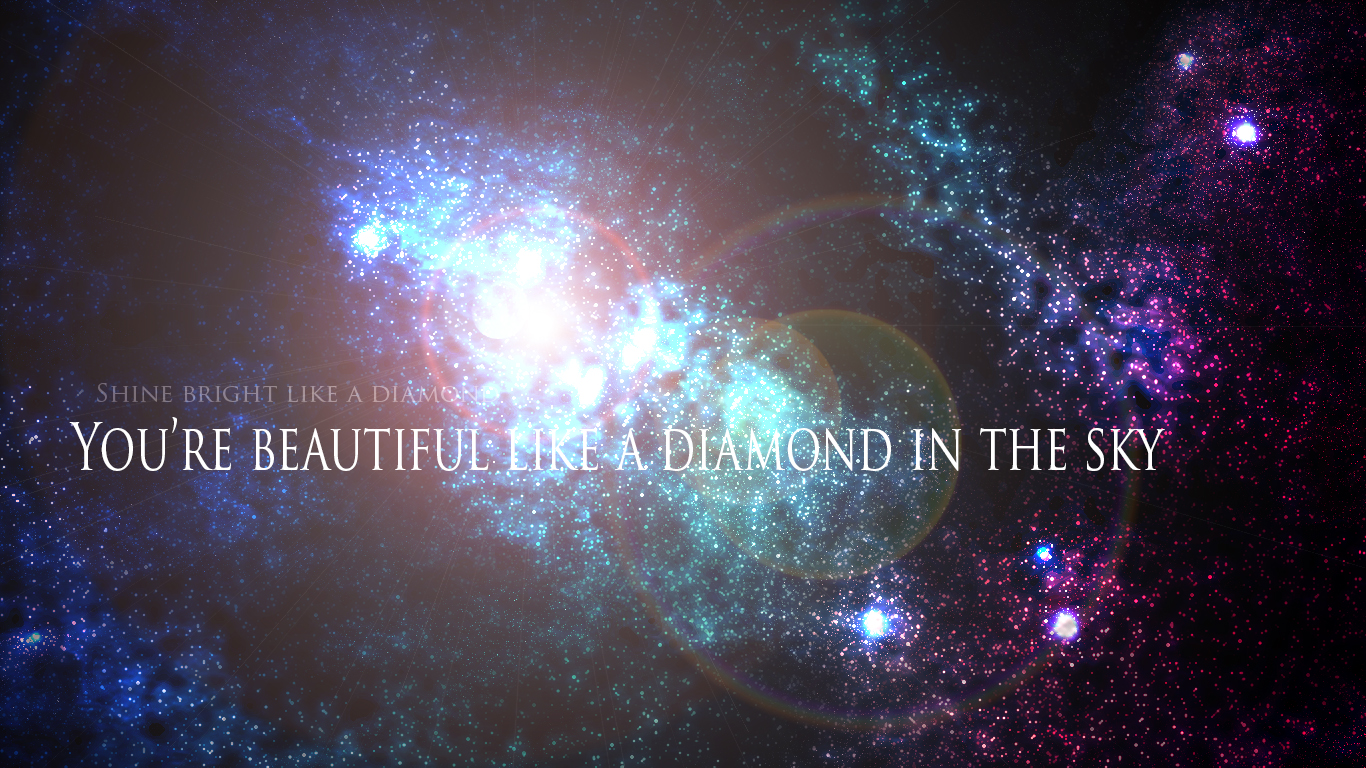 Diamonds In The Sky by Figure-of-L on DeviantArt