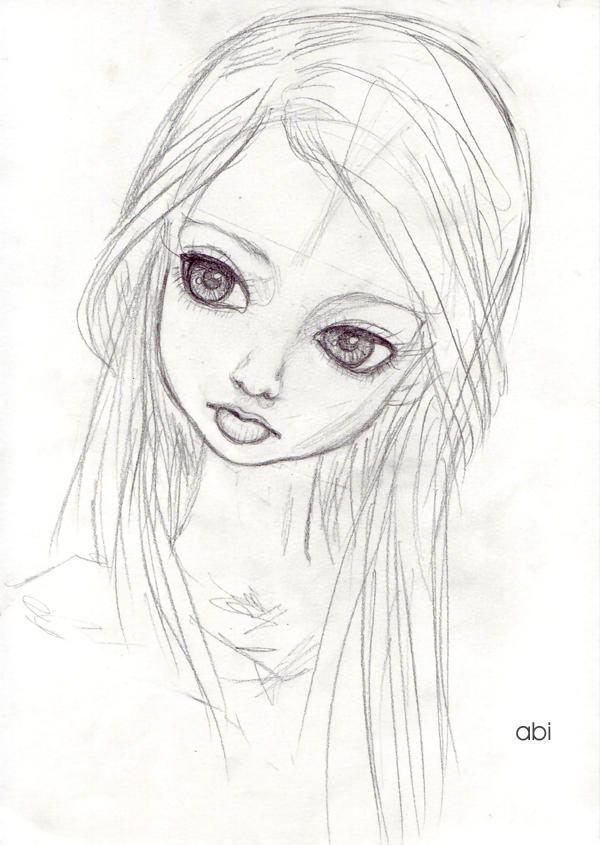 new year card sketch 3 by tite abi