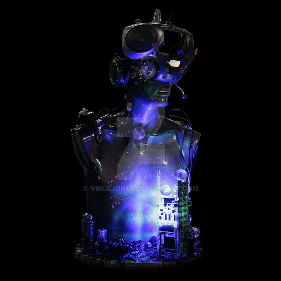 Cyber Man - Vince Jo-Nes by VinceJoNes