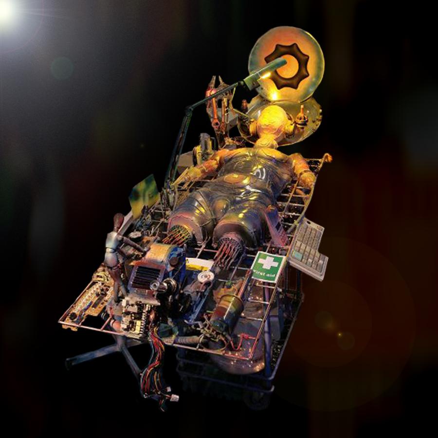 Cyber Surgery - Vince Jo-Nes