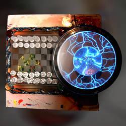 Electro Chess - Vince Jo - Nes