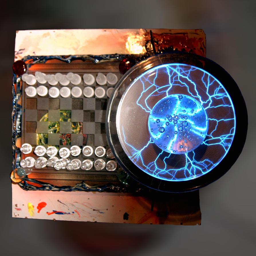 Electro Chess - Vince Jo - Nes by VinceJoNes