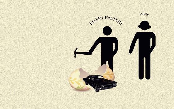 Happy Supernatural Easter!