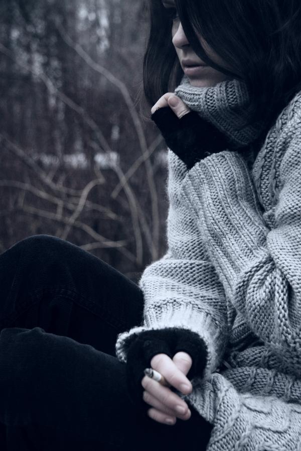 Emotional Winter. by shiyagatte