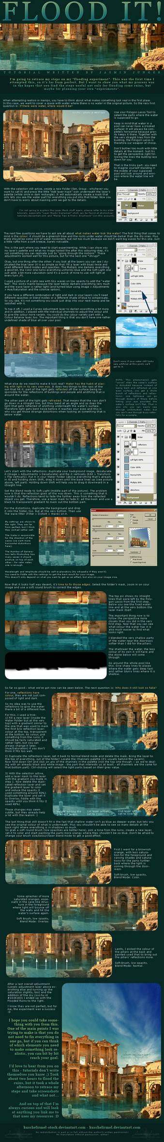 Flood it -Tutorial-