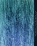 Blue Scratches Texture