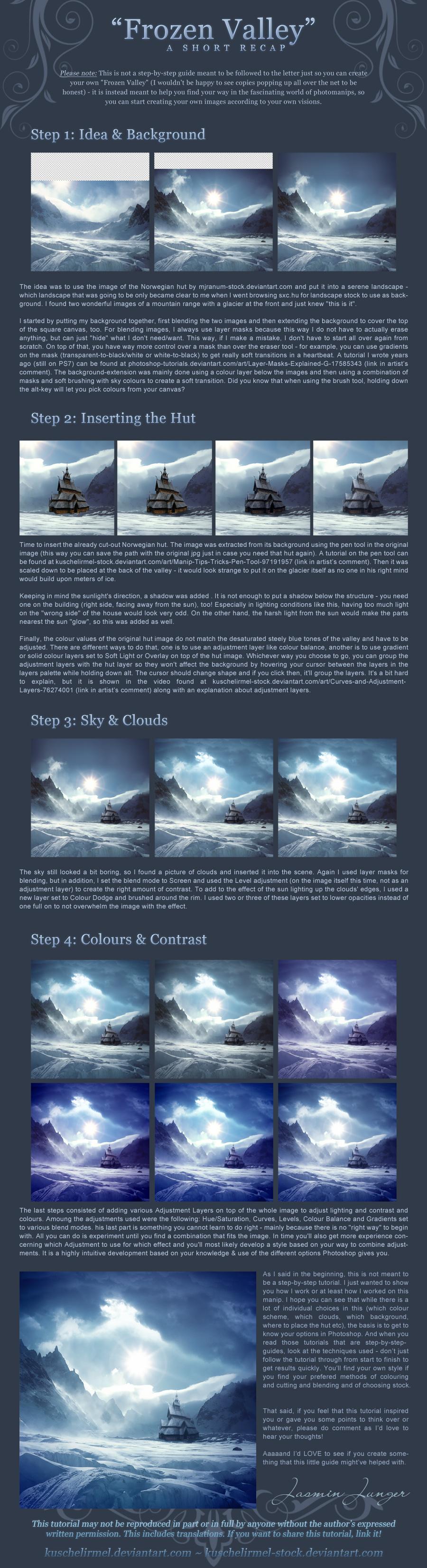Frozen Valley Guide