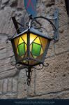 Rectangular Lamp 02