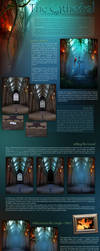 Walkthrough - The Cathedral by kuschelirmel-stock