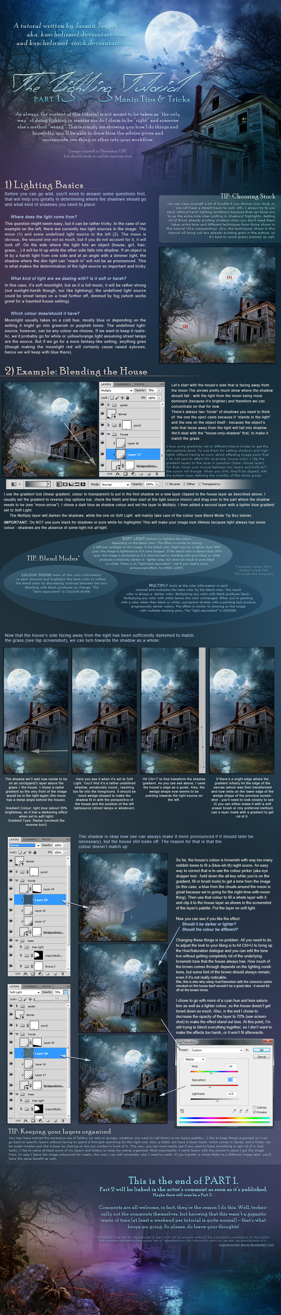 The lighting tutorial part 1 by kuschelirmel stock on deviantart the lighting tutorial part 1 by kuschelirmel stock baditri Image collections