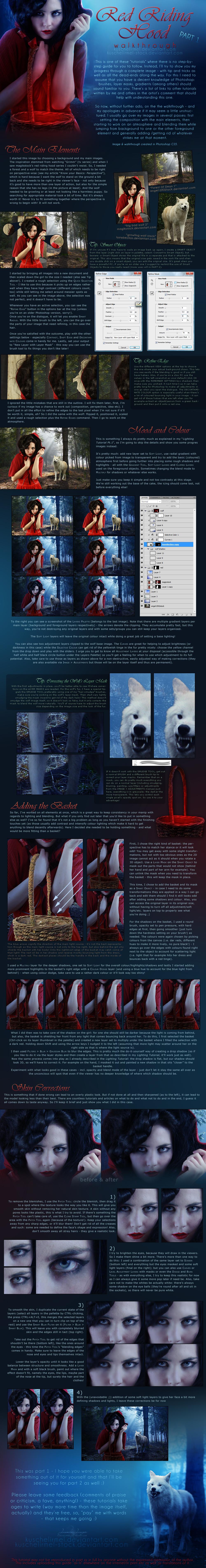 Red Riding Hood - Walkthrough Part 1