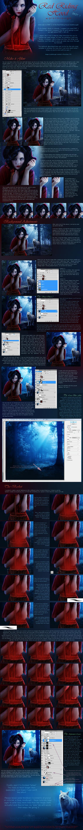 Red Riding Hood - Walkthrough Part 2 by kuschelirmel-stock