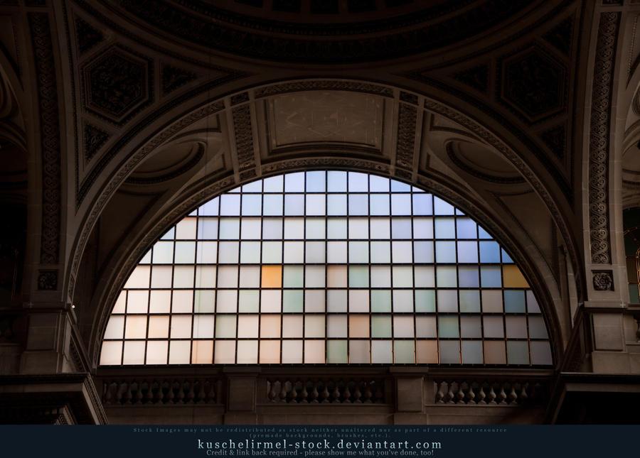 Half Circle Window by kuschelirmel-stock