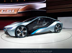 Concept Car by kuschelirmel-stock