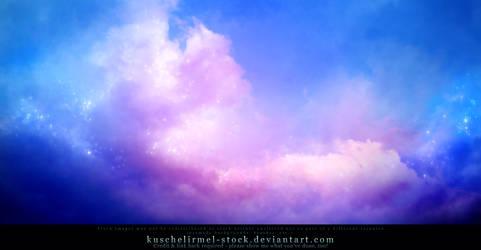 Sky With Stars by kuschelirmel-stock