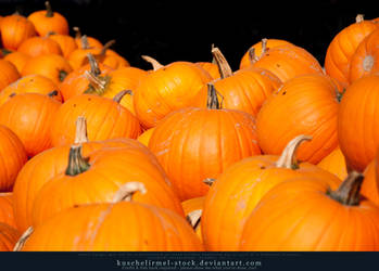 Pumpkins III by kuschelirmel-stock