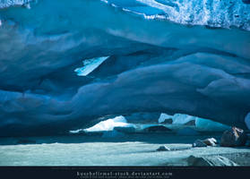 Morteratsch Glacier I by kuschelirmel-stock