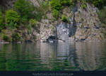 Alpine Lake - Clear Water - Cliff 01