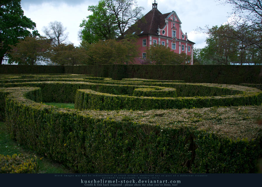 The Maze 06 by kuschelirmel-stock