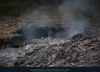 Fumarole 10 by kuschelirmel-stock