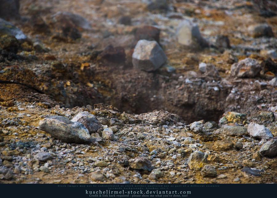 Geothermal Zone 05 by kuschelirmel-stock