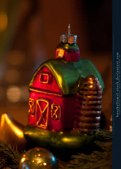 Christmas Ornaments - Tiny House