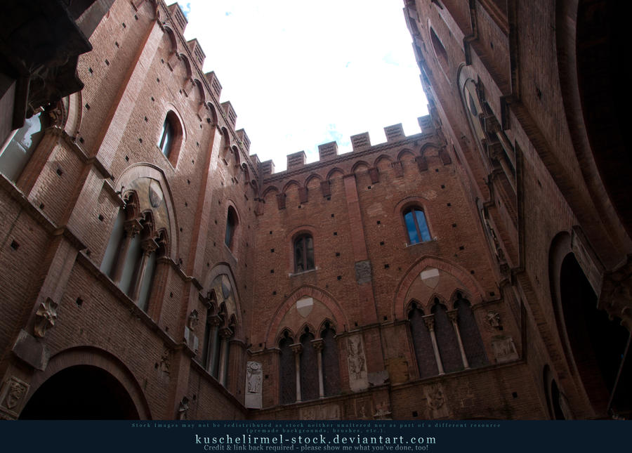 Tuscan Architecture 06 by kuschelirmel-stock