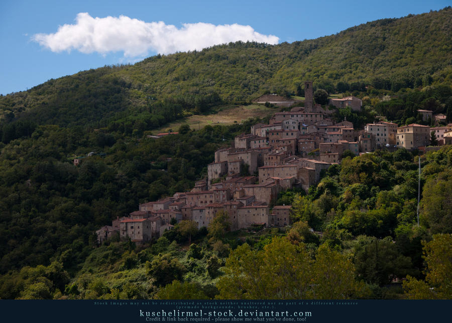Tuscan Architecture 05 by kuschelirmel-stock