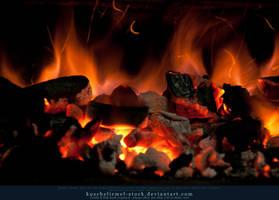 Burning Coal 07