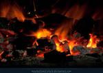 Burning Coal 05
