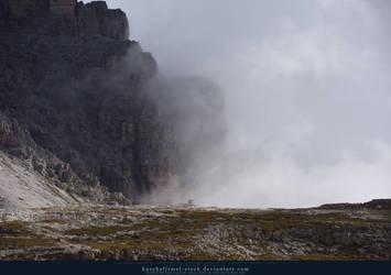 Tre Cime Dolomites 03 by kuschelirmel-stock