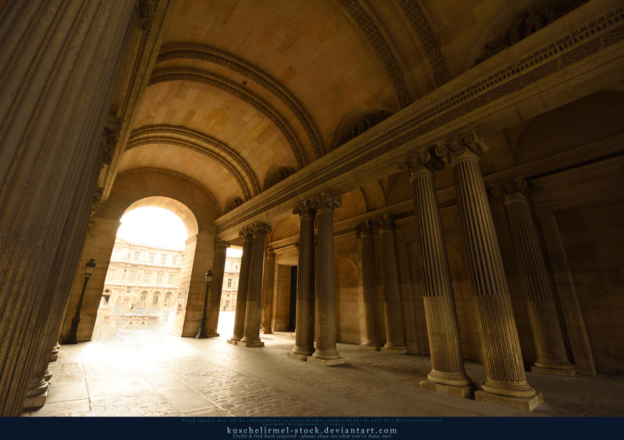 Louvre 2017 (09) by kuschelirmel-stock