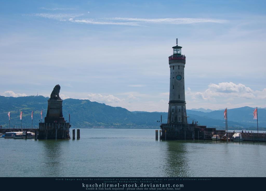 Bodensee - Port of Lindau
