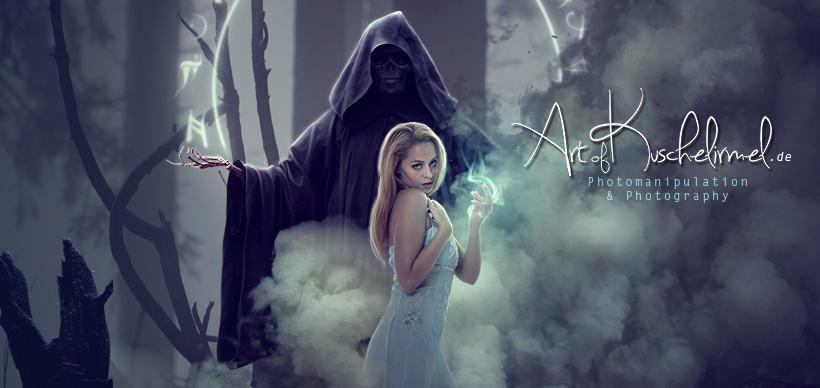 Cover Photo Dark Of Night by kuschelirmel-stock