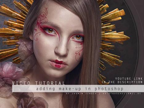 Adding Make Up In Photoshop
