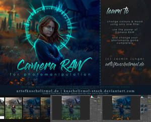 Tutorial Camera RAW for Photomanipulation