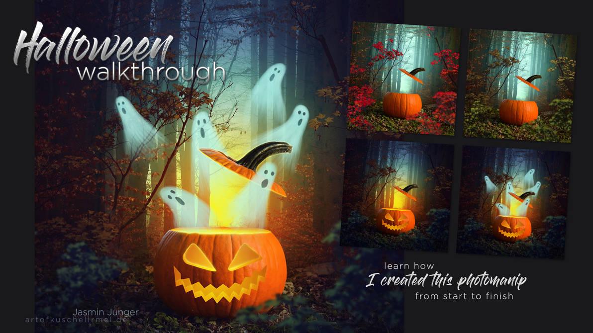 Halloween Walkthrough